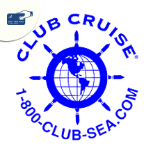 Book travel with registered debit and credit cards - Club Cruise.